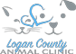Logan County Animal Clinic Logo